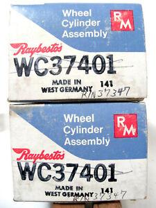 1 - Raybestos WC37401 R/N to WC37347 Brake Wheel Cylinder Fiat 124 128 850 Rear