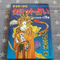 Yoshitaka Amano Art Illustration TAROT DECK / Original Tarot Card 78 set