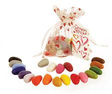 Crayon Rocks: Hearts Gift Bag of 20 Colors