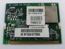 HannStar mv-4 Board 94v-0 e89382 Scheda Card wl-12og scheda di rete