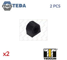 2x TEDGUM FRONT INNER ANTI-ROLL BAR STABILISER BUSH KIT 00724685 P NEW