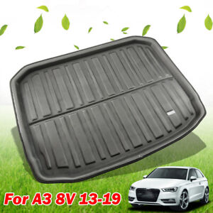 Boot Liner Cargo Tray Trunk Mat For Audi A3 S3 RS3 8v Sportback Hatchback 13 -