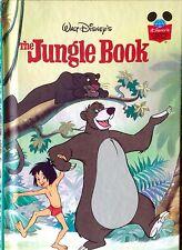 Walt Disney Jungle Book Wonderful World Of Reading New Mawgli Kaa Bagheera Baloo