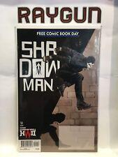 Shadowman FCBD 2018 NM- 1st imprimé Vaillant BD