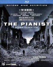 """Adrien Brody """"The Pianist"""" Thomas Kretshmannr 2002 Biography Region A Blu-Ray"""