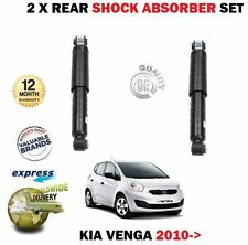 FOR KIA VENGA 1.4 1.6 YN CVVT + CRDI 2010--> 2X REAR SHOCK ABSORBER SHOCKER SET