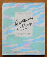 Envoi Auteur Hélène Revault / Le Petit Poète en Bronze - Illustr. Willy Landelle