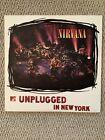 NIRVANA MTV Unplugged In New York vinyl LP 1994 DGC 24727