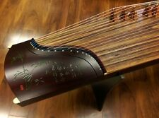 21-String Guzheng, Chinese Zither Harp Instrument, Koto