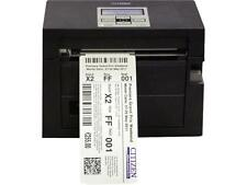 CITIZEN CL-S400DTETU-R Direct Thermal 6 ips 203 dpi Barcode printer, 120V, Ether