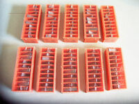New 100 Pcs - TPMG 432E  Grade 883 Carboloy Inserts for Machining Inconel