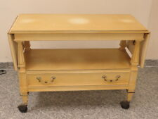FRENCH COUNTRY PROVINCIAL SERVING CART TROLLEY TABLE