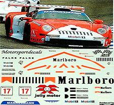 Billen SPA 1985 Winter Duez Weidler #8 1:43 Decal Abziehbild Porsche 956 R