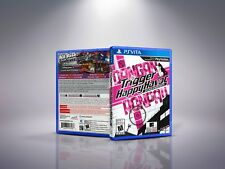 Danganronpa: Trigger Happy Havoc - PlayStation Vita Cover and Case. NO GAME!!