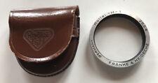 Rolleiflex Filtre UV H1 pour Bay I Caméra Tessar Xenar 75mm Lens f3.5 Triotar, À
