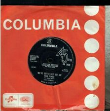 THE ANIMALS WE GOTTA GET OUT OF THIS PLACE VINYL SINGLE COLUMBIA 1965