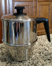 Rena Ware 2-8 Cup Stainless Steel Stove Top Drip Coffee Maker Dripper PARTS ONLY