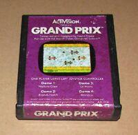 Grand Prix for Atari 2600 Fast Shipping! Authentic