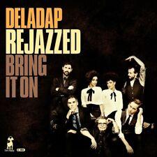 DELADAP - REJAZZED-BRING IT ON (LP+CD)  2 VINYL LP NEW!