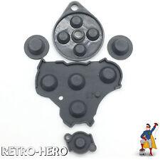 Gamecube Tastengummis Gummi Pads Silicone NGC Knöpfe Reparatur Set Game Cube NEU