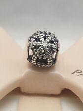 9b33a96c2 Authentic Pandora Silver LET IT SNOW Black Friday 2013 Charm 791187CZ