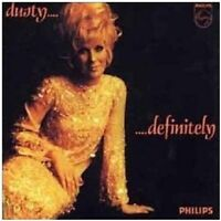 DUSTY SPRINGFIELD - DUSTY...DEFINITELY  CD NEU