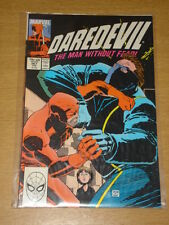 DAREDEVIL #267 MARVEL COMIC NEAR MINT CONDITION JUNE 1989