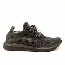 Adidas мужские primeknits черный в полоску на шнуровке вязаная спортивная  обувь размер 10.5 4463c2e471c