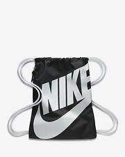 Nike Heritage Gymsack Black Drawstring Bag-CK0969-011