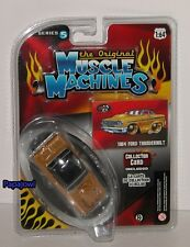 Muscle Machines Series 5 1964 Ford Thunderbolt 64 Drag Racing Special 1:64