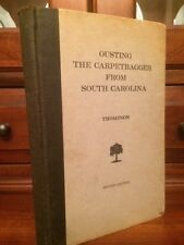 RARE 1927 Ousting Carpetbagger from South Carolina, SC Reconstruction, PHOTOS