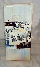The Beatles Anthology Vol 1 Long Box 2 CD set Apple CDs near perfect box crease