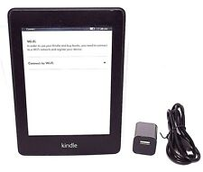Kindle Paperwhite, 1st Gen, Wi-Fi, SCRATCH & DENT 26-1D