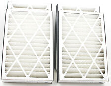 Nordic Pure 16x25x5 (4-7/8 Actual Depth) Merv 14 Furnace Air Filters, 4 Piece