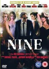 NINE  - NEW   (L108) {DVD}