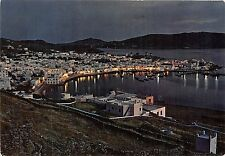 Bg12239 myconos view by night greece