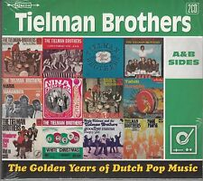 Tielman Brothers - Golden Years of Dutch Pop Music, A & B Sides, 2CD Neu