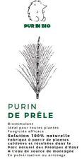 Purin de Prêle 5L Pur in Bio, concentré, stimulant, fertilisant, anti-fongique