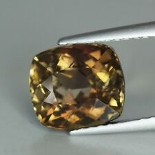 TURMALIN  -  CUSHION CUT  -  8,2x7,2 mm  -  2,65 ct.