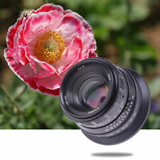35mm F1.4 Full Frame Large Aperture Manual Lens for Canon EOS R RP R5 RF Mount