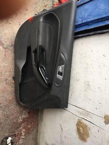 2014Ford Fiesta Passenger Side Front Complete Door Card