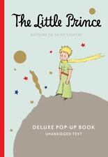 The Little Prince Deluxe Pop-Up Book (with audio): By Saint-Exupéry, Ant...