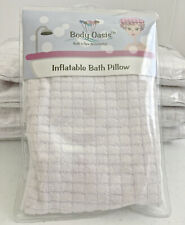 Lot of 10 - New - Body Oasis Inflatable Bath Pillows