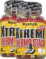 Weider Xtreme Thermo Stack (21,50€/100g) 2x 80 Kapseln  !PREISHAMMER!