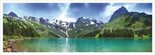"""NOT FRAMED 60"""" Canvas Prints Wall Art Photo Painting Mountains Lake Seascape"""
