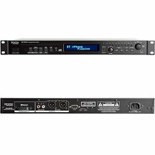DENON DN-500CB Professional Rackmount Bluetooth CD Player with IR Remote