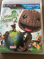 Little Big Planet 2  (Sony PlayStation 3, 2011) PS3 Complete