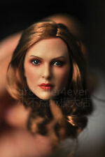"GACTOYS 1/6 scale head sculpt similiar to Natalie Portman GC005B fit 12"" female"