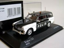 VOLVO 121 ESTATE Break 1966 Polis Minichamps [430 171190]