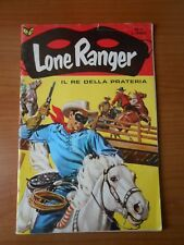 LONE RANGER  n.1 ed.CENISIO 1977 - fumetto d'autore